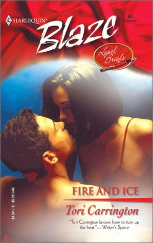 Fire and Ice : Legal Briefs (Harlequin Blaze #65)
