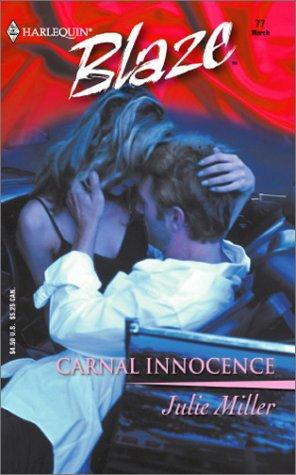 9780373790814: Carnal Innocence (Harlequin Blaze, No 77)