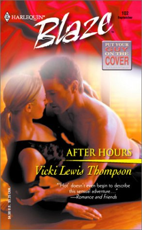 After Hours (Harlequin Blaze #102)