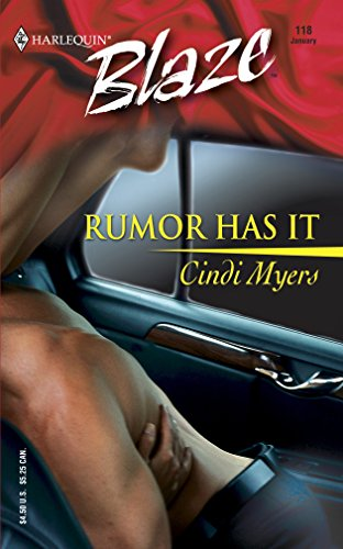 Rumor Has It (Harlequin Blaze #118)