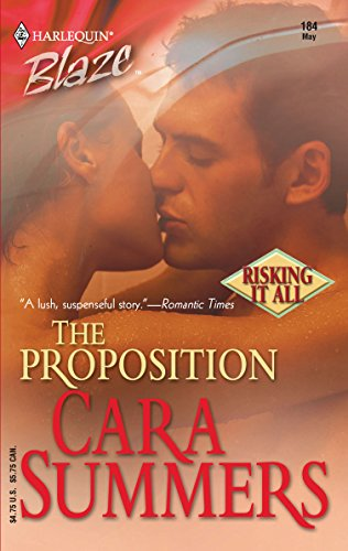 9780373791880: The Proposition (Harlequin Blaze)