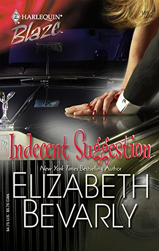 9780373791934: Indecent Suggestion (Harlequin Blaze)