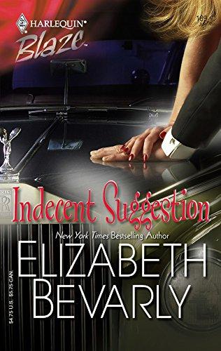 9780373791934: Indecent Suggestion