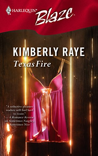 Texas Fire (0373792026) by Raye, Kimberly