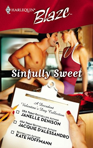 9780373792382: Sinfully Sweet: Wickedly Delicious\Constant Craving\Simply Scrumptious (Harlequin Blaze)