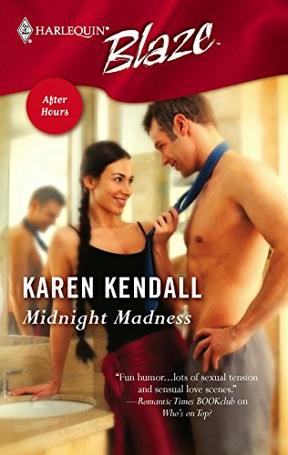 Midnight Madness : After Hours (Harlequin Blaze #252)