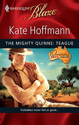 9780373794867: The Mighty Quinns: Teague