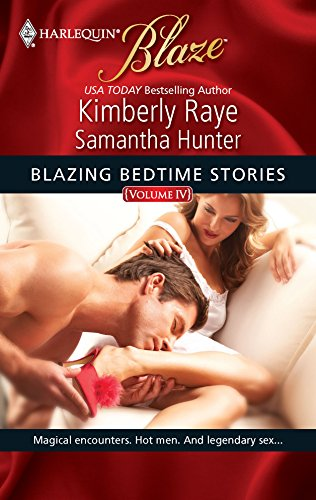 9780373795291: Blazing Bedtime Stories, Volume IV: Cupid's Bite\I Wish He Might...