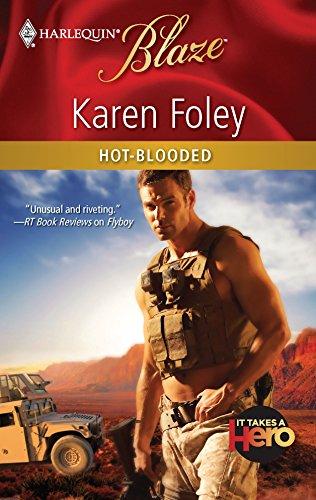 Hot-Blooded: Foley, Karen