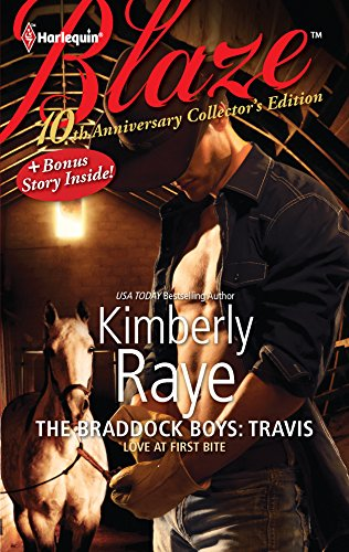 9780373796311: 10th Anniversary Collector's Edition: The Braddock Boys: Travis