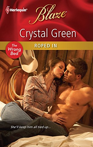 9780373796533: Roped in (Harlequin Blaze)