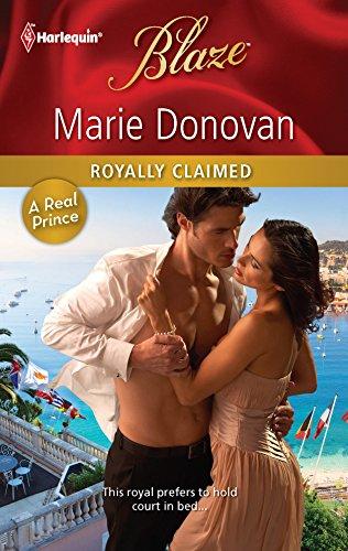 Royally Claimed: Donovan, Marie
