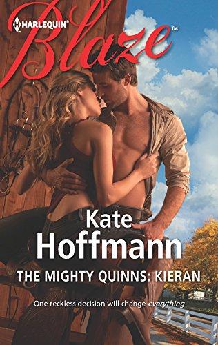 9780373797110: The Mighty Quinns: Kieran
