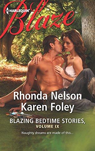 9780373797158: Blazing Bedtime Stories, Volume IX: An Anthology