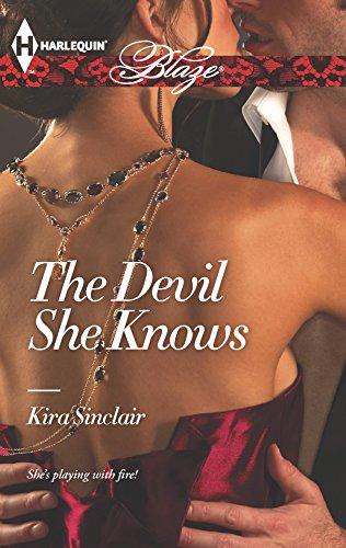 9780373797707: The Devil She Knows (Harlequin Blaze)