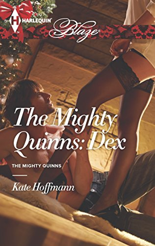 The Mighty Quinns: Dex (Harlequin Blaze\The Mighty Quinns)