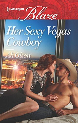 Her Sexy Vegas Cowboy (Harlequin Blaze): Olson, Ali