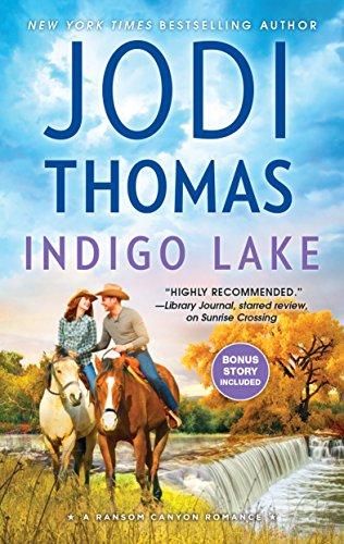 Indigo Lake: A Small-Town Texas Cowboy Romance: Thomas, Jodi
