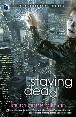 9780373802098: Staying Dead (Retrievers, Book 1)