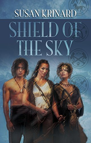 9780373802111: Shield Of The Sky (The Stone God)