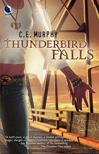 9780373802357: Thunderbird Falls (The Walker Papers, Book 2)