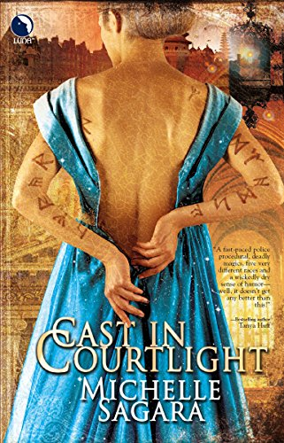 9780373802449: Cast in Courtlight (Chronicles of Elantra, Book 2)