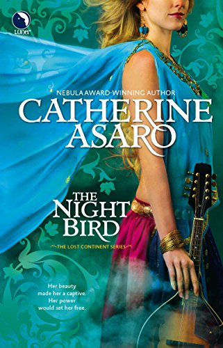 The Night Bird (The Lost Continent): Asaro, Catherine