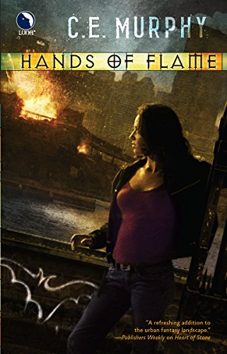 9780373802708: Hands of Flame (The Negotiator, Book 3)