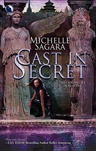 9780373802807: Cast in Secret (Chronicles of Elantra, Book 3)