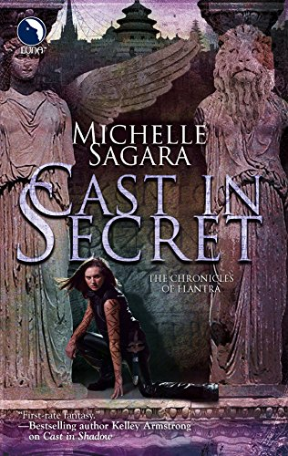 9780373802838: Cast in Secret (Chronicles of Elantra, Book 3)