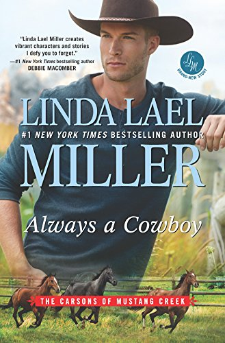 9780373802845: Always a Cowboy (Carsons of Mustang Creek)