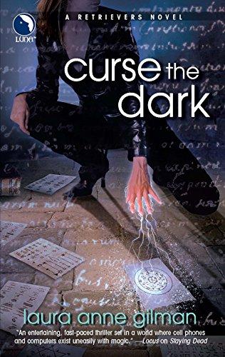 9780373802951: Curse the Dark (Retrievers, Book 2)