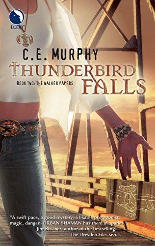 9780373803033: Thunderbird Falls (The Walker Papers, Book 2)