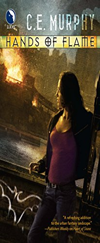 9780373803125: Hands of Flame (The Negotiator)