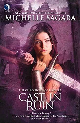 9780373803309: Cast in Ruin (Chronicles of Elantra, Book 7)