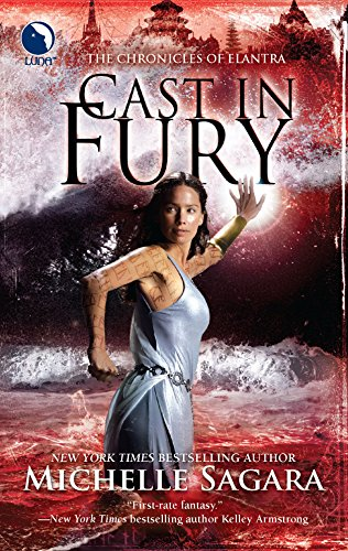 9780373803378: Cast in Fury (Chronicles of Elantra)
