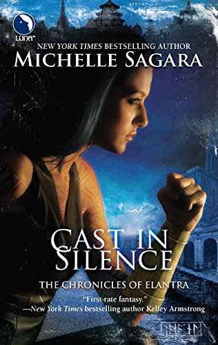 9780373803385: Cast in Silence (Chronicles of Elantra, Book 5)
