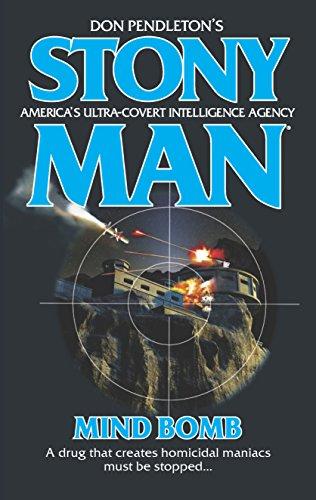 9780373804498: Mind Bomb (Stony Man)