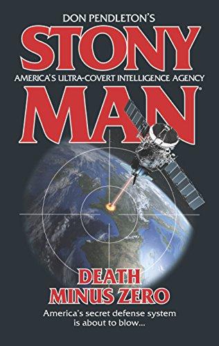 Death Minus Zero (Stony Man): Don Pendleton