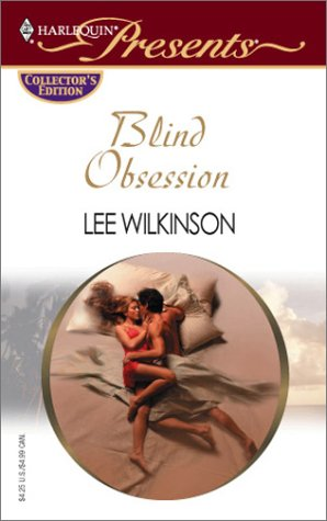 9780373805464: Blind Obsession (Promotional Presents)