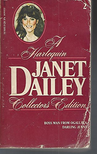 9780373806027: Boss Man From Ogallala--Darling Jenny (A Harlequin Janet Dailey Collector's Edition)