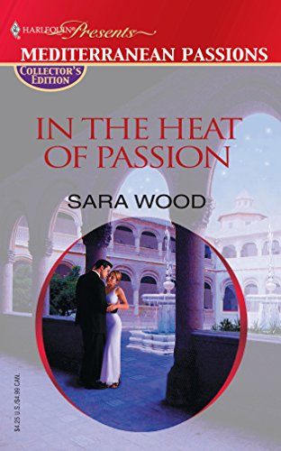 9780373806188: In The Heat Of Passion (Promotional Presents)