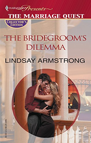 9780373806256: The Bridegroom's Dilemma