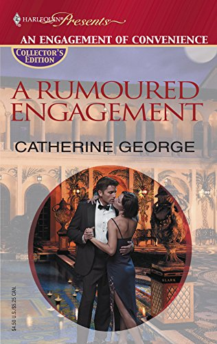 9780373806331: A Rumoured Engagement (Promotional Presents)