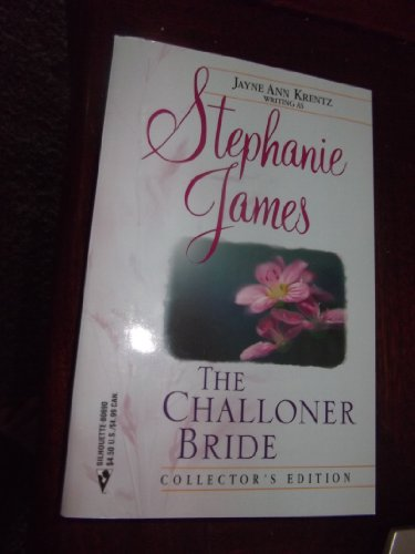 9780373806904: The Challoner Bride