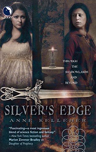 Silver's Edge (Through the Shadowlands): Kelleher, Anne