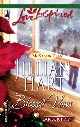9780373812417: Blessed Vows (The McKaslin Clan: Series 2, Book 3) (Larger Print Love Inspired #327)