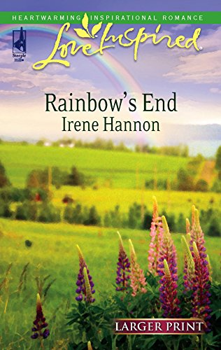 9780373812936: Rainbow's End (Larger Print Love Inspired #379)