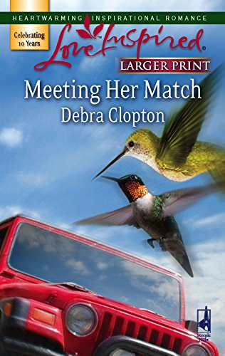 9780373813162: Meeting Her Match (Mule Hollow Matchmakers, Book 5)