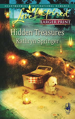 9780373813711: Hidden Treasures: McBride Sisters' Series #2 (Larger Print Love Inspired #457)